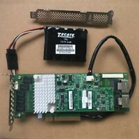Fujitsu 6Gb/s SAS PCI-e RAID Controller D3116 1GB Cache + Battery FBU Modul
