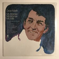 SEALED Dean Martin My Woman My Life Vinyl LP Original 1970 US Reprise Rare MINT