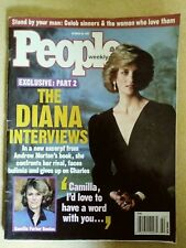 People Weekly Magazine Part 2 The Diana Interviews Oct 1997 Vol 48 No 16 M292