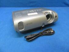 Epson PowerLite 82C 3-LCD Multimedia Projector w/ Working Lamp