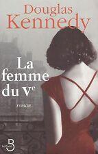 DOUGLAS KENNEDY LA FEMME DU Ve + PARIS POSTER GUIDE