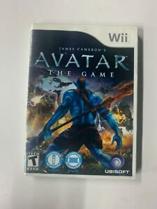 Avatar WII Action / Adventure (Video Game)