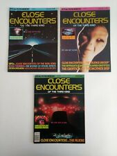 Close Encounters of the Third Kind official poster monthly 1-3!