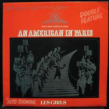 Soundtracks - An American In Paris / Les Girls LP VG+ MGM 2353068 UK Record
