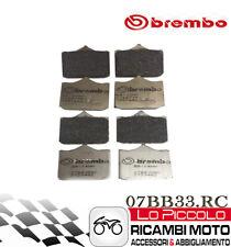 Ducati 998S 2011 2012 2013 Brembo Pastillas Freno Carbono Racing Delanteros RC