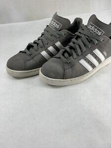 Adidas Campus Suede Gray Sz 11 G06027
