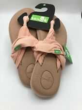 Sanuk YOGA SLING 2 METALLIC LX Spanish Villa Women's Knit Sandals