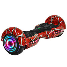"6.5"" Spider Self Balancing Scooter | RGB Balance Board Bluetooth UL2272"