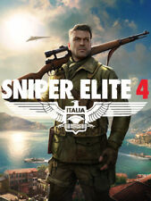 [Versione Digitale Steam] PC Sniper Elite 4  *Invio Key via email