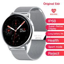 Microwear S30 Sports Smart Watch ECG IP68 Waterproof Heart Rate Body Temperature