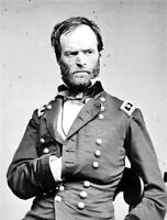 New 8x10 Civil War Photo: Union - Federal General William T. Sherman