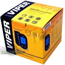 VIPER 5706 CAR ALARM WITH REMOTE START AND 2-WAY PAGER NEW VIPER 5706V
