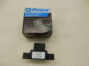 MOPAR NOS 5233920 MAP MANIFOLD ABSOLUTE PRESSURE SENSOR DODGE JEEP