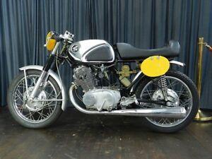 Honda CB 250 72 E Super Sport / Supersport 1964 Oldtimer Motorrad Rennmaschine