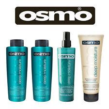 Osmo Deep Moisture Hair Care Range - Shampoo Conditioner Repair Mask - FREE P&P!