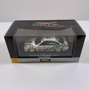 Onyx 1:43 XT107 Honda Accord - EC Motorsport - Italy 1997 Roberto Colciago