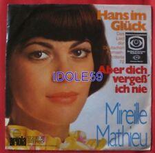 Disques vinyles variété pour chanson française Mireille Mathieu
