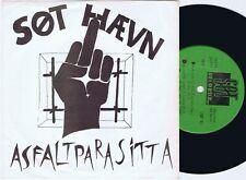 ASFALTPARASITTA Søt Hævn Norwegian EP 45PS 1981