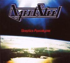 Agent Steel - Skeptics Apocalypse Ltd Digi CD NEU OVP