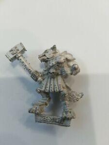 Citadel Marauder Miniatures Warhammer Fantasy Beastmen of Khorne Metal OOP