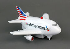 Lighted LED & Jet Sound 2 Speed Control American Airlines New Livery New on Card