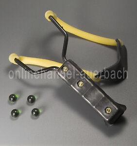 Sportschleuder Steinschleuder Schleuder  Zwille  slingshot
