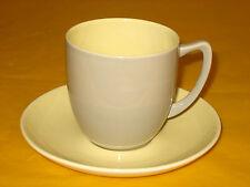 More details for branksome graceline grey primrose cup&saucer,blemishes & firing flaw in glaze