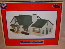 Lionel 6-83443 Deluxe Bungalow House O 027 MIB New 2017 Lighted Plug Expand Play