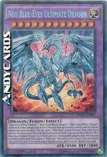 NEO BLUE-EYES ULTIMATE DRAGON (Neo Drago Occhi Blu Finale) Segreta • MVP1 ENS01