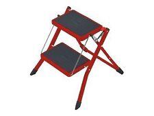 Hailo 4310-601 150 Kg 2 Tread Mini Steps Red. Is