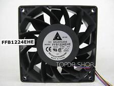 DELTA FFB1224EHE Inverter cooling fan DC24V 0.75A 120*120*38MM 4pin PWM