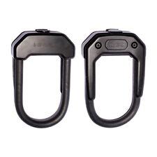 HipLok DX D Bicycle Lock - Black, 14 mm x 15 x 85 cm