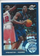 2002-03 Topps Chrome Refractor Kwame Brown