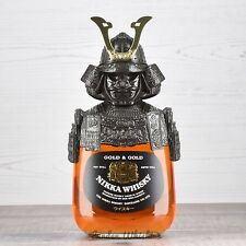Nikka Gold & Gold Samurai Japanese Whisky Limited Edition 750ml