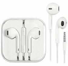 Apple iPhone 6/6s/6plus EarPods Headset Earphone Remote Mic Fit 5 4 4s 5s 3.5mm