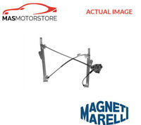 WINDOW REGULATOR LIFTER LIFT RIGHT FRONT MAGNETI MARELLI 350103916000 I NEW