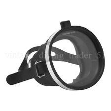 Retro Einglas Taucher-Maske Scuba Diving Mask Taucherbrille Vintage-Style NEU