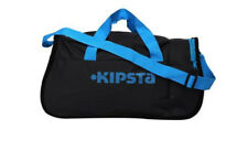 SPORTBAG  kipsta black/blue 40L. For sport gear multiple compartment *NEW W/TAG*