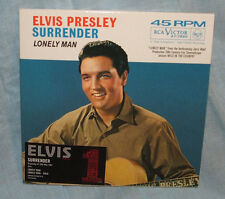 Elvis Presley Surrender - limited edition numbered CD single