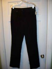 NWT Imagio Black Size 10 Career Pants 31W x 31L