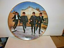 "The Beatles Collector Plate ""A Hard Day's Night Third issue Beatles Collection"
