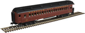 Atlas N Scale ACF Heavyweight 60' Observation Norfolk and Western/NW #101