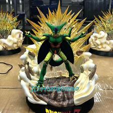 Célula de Bola de Dragón Estatua Pintada Modelo km Studio En Stock escala 1/6 Luz LED Nuevo