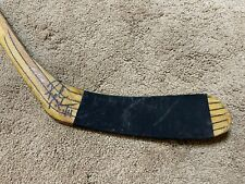 ROB NIEDERMAYER 95'96 Cup Yr Career Yr Signed Florida Panthers Game Used Stick