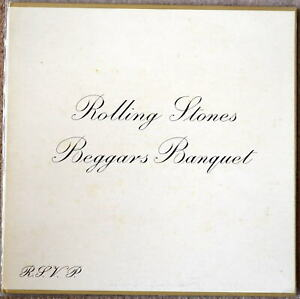 The Rolling Stones - Beggars Banquet 1968 2nd press Stereo Boxed