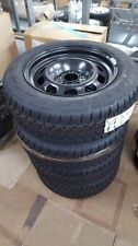 3 Series Passenger vehicle 5 Car Wheels with Tyres