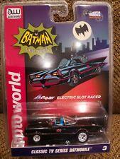 Auto World 4Gear 1966 Batmobile - Batman HO Slot Cars SC358-3