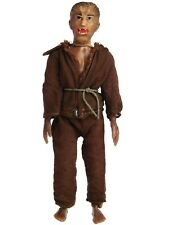 Vintage AHI  Azrak Hamway Mego Monsters Brown Body Variation Wolfman Werewolf