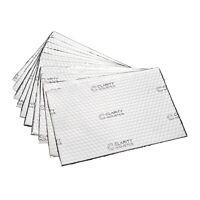 Sound Deadening Mat XL + Extra Thick Silver 2mm 2.5mm 200X300mm 300x400mm Pack