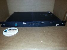 FREESHIPSAMEDAY FISCHER & PORTER 40DP2000C DCU CONTROLLER DISTRIBUTED UNIT